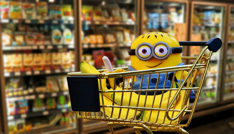 Gekke gewoontes: fluiten in de supermarkt