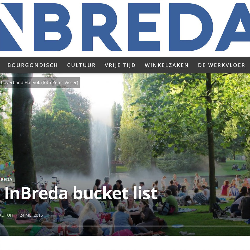 #Breda #Bucketlist