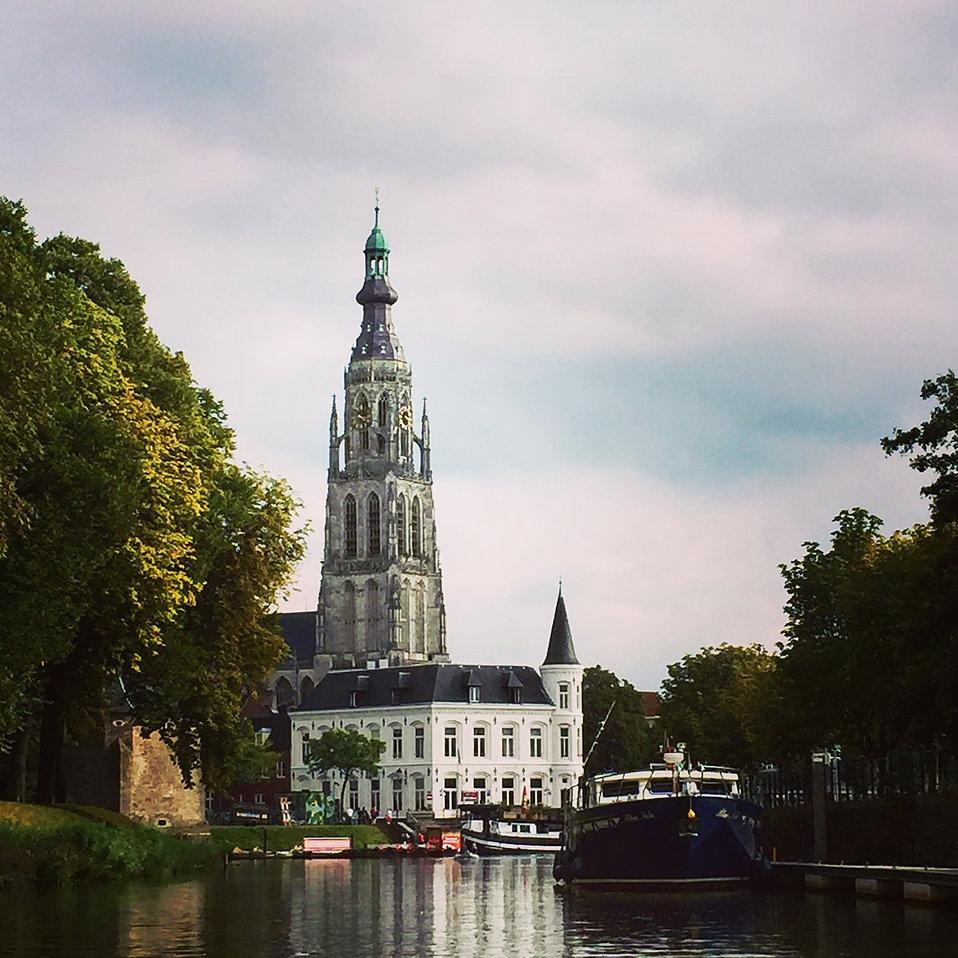 #Breda #Bucketlist: rondvaart over de singels