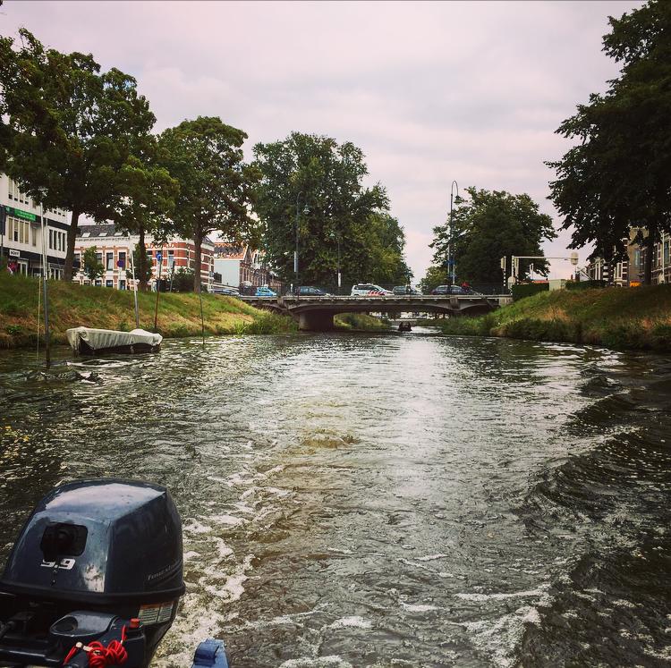 Rondvaart Breda: Langs mijn straatje!