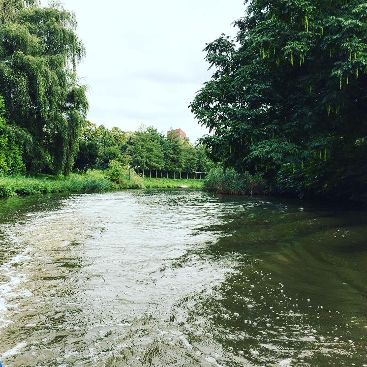 Rondvaart Breda: Rust & Groen