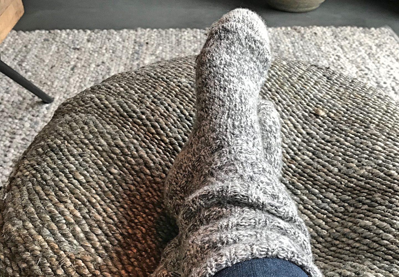 Wishlist: check! Eindelijk warme voeten met SOXS