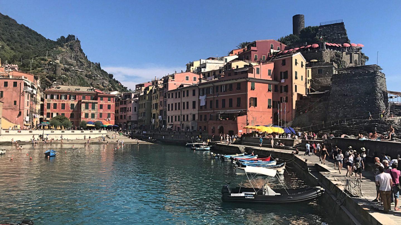 4x Italië in 1 vakantie: Cinque Terre, Toscane, Lago Maggiore & Lago di Varese (deel 1)